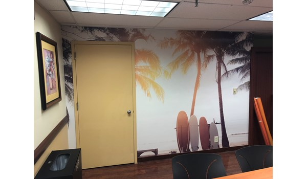 Wall Graphics, Murals, Wallpaper