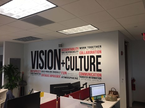 Wall Graphics, Murals, Wallpaper | 3D Signs & Dimensional Letters | School, College, & University Signs